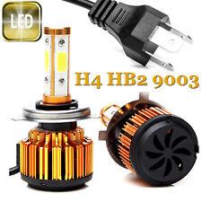 H4 Hb2 9003 900W 135000Lm Led Drl Headlight 4-Sided Kit Hi/Low Power Bulbs 6000K(Fits: Isuzu)