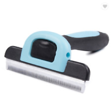 DELE Dog Brush Pet Grooming Tool Hair Removal Comb Dogs Cats Detachable Trim