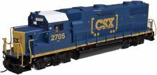 ATLAS 10001748 HO Scale EMD Gp38-2 CSX #2792 Locomotive DC, DCC READY