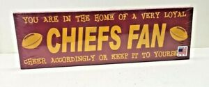 KANSAS CITY Chiefs Made in America wooden sign FOOTBALL SUPERBOWL NFL USA made