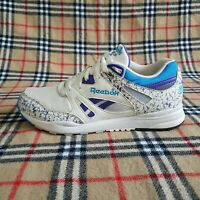 Reebok Ventilator Vintage OG Energy Blue Trainers M45719 Size UK 7