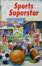 SPORTS SUPERSTAR Personalized Book, CLEARANCE PRICE, FAST FREE SHIPPING