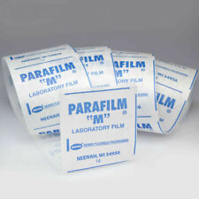 "2X Parafilm M Strip All-purpose laboratory film, 2"" wide x 10' plus 1' FREE (11'"