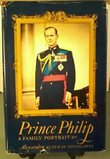 Prince Philip A Family Portrait By Alexandra Queen Of Yugoslavia 1960