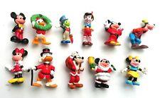 "Vintage Walt Disney Toys ~ COLLECTION OF 12 FIGURES ~ 2"" Figurines"