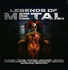 Various Artists - Legends Of Metal