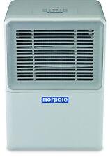 Norpole NPDH30 Portable Room Dehumidifier 30-Pint Energy Star 115 Volt