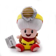 "8"" Anime Captain Toad Plush Stuffed Toy Treasure Tracker Doll Kids Xmas Gift"
