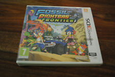 Jeu FOSSIL FIGHTERS FRONTIER NEUF SOUS BLISTER pour Nintendo 3DS VF