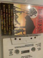 The Heat Is On  18 Sizzling Hits – EN4260  Thomsun Original Cassette Tape
