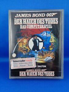 SINCLAIR SPECTRUM --> JAMES BOND 007 IN DER HAUCH DES TODES - DAS COMPUTERSPIEL