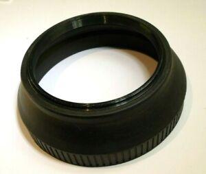 72mm Rubber Lens Hood Shade for 28-200mm lenses double threaded
