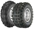 (4) Front 22X7-10 Rear 20X11-9 Tires SET NEW ATV Yamaha Raptor 660 700 350