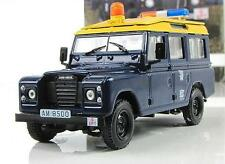 DeAgostini 1:43 Land Rover 109LWB Hong Kong Police ser Police cars of the world