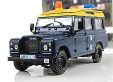 DeAgostini 1:43 Land Rover 109LWB Hong Kong Police ser Police cars of the world