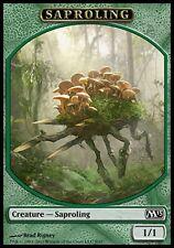 4x Saprobionte Jeton (Saproling Token)  Magic #258 M13 2013 VF