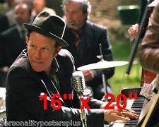 "Tom Waits~Rock & Roll~Blues~Poster #3~16"" x 20"" Photo"