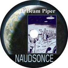 Naudsonce, H. Beam Piper Sci-Fi Colony Exploration Audiobook on 2 Audio CDs