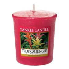 Yankee Candle Votive 15 Hr Burn Time Tropical Jungle 2018 Fragrance