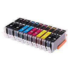 10x Ink Cartridges for Canon Pixma MG5750 MG5751 MG5752 MG5753 MG6850 MG6851