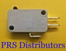 Microwave Oven Door Micro Switch 15A 125/250V Normally Open & Normally Close NEW