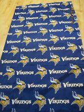 Minnesota Vikings Fabric Shower Curtain