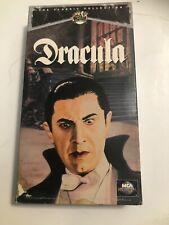 Dracula vhs