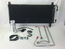 Condenser & Tube Kit, 1967 - 1972 Chevy Truck, Factory Replacement [51-7201F]