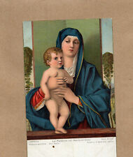 Madonna And Child Bellini Venice Misch world galleries series1062 Art b2