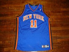 Jamal Crawford New York Knicks ADIDAS Authentic Swingman Jersey 52