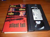 Silent Fall (VHS, 1996) Richard Dreyfuss,Linda Hamilton Used