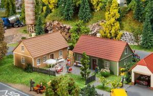 Faller 130607 2 Dorfhäuser