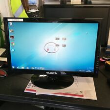 "21.5"" LED Flat Screen PC Monitor Computer NOVATECH Widescreen NE2220B nVision"