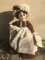 Madame Alexander Little Women 1324 Marme Brown Dress No Box With Tag