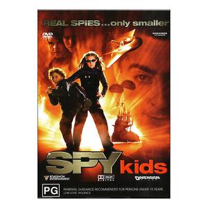 Spy Kids DVD Brand New Sealed Region 4 Aust. - Antonio Banderas - Free Post