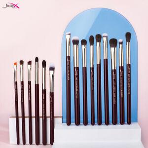 Jessup 15Pcs Eye Makeup Brushes Set Soft Eyeshadow Concealer Blending Eyeliner