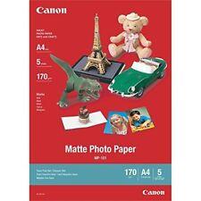 Canon MP-101 A 4, 5 Blatt matt, 170 g