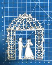 Brand New Mariée et Marié Mariage Anniversaire Fête Mères métal Die Cutter UK