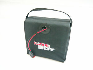 Golf Battery Bag / Cover Mocad, Powerbug & Hillbilly - Heavy Duty 17ah to 22ah.