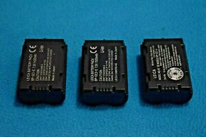 3 Original  Leica Li-ion battery