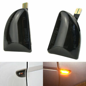 Dynamic LED Sequential Side Marker Light for BENZ Smart Fortwo W451 2007-2014