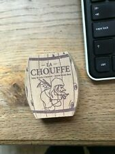 La Chouffe Bottle Opener wood