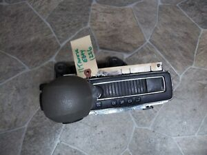 2009-2017 CHEVY TRAVERSE AUTOMATIC TRANSMISSION FLOOR GEAR SHIFTER ASSEMBLY