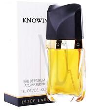 New Knowing Ladies Eau De Parfum Cologne Fragrance Perfume Spray For Her 30ml