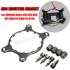 AM4 AMD Mounting Bracket Cool Water Series Kit For CORSAIR Hydro H45 H55 H60 H75
