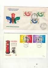 EUROPA CEPT.COLLECTION OF 10  FDCs . LOT. 2