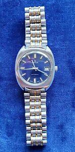 Herren Armbanduhr von Edox Automatik