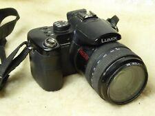 Panasonic LUMIX DMC-FZ50 Digital Camera 12x Optical Zoom 10MP FULLY TESTED