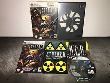 S.T.A.L.K.E.R. Call Of Pripyat Collector's Edition PC DVD Complete