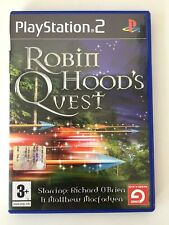 Robin Hood's Quest PS2 - Playstation 2